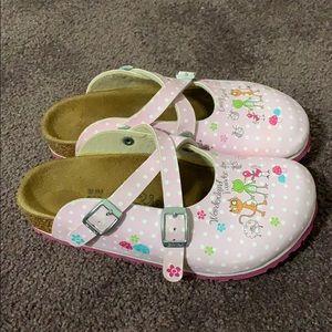 Birkenstock sandals size 1C